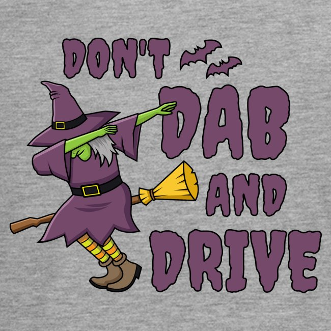 Simsalapimp Halloween Hexe Dabbing Spruch Dont Dab And Drive