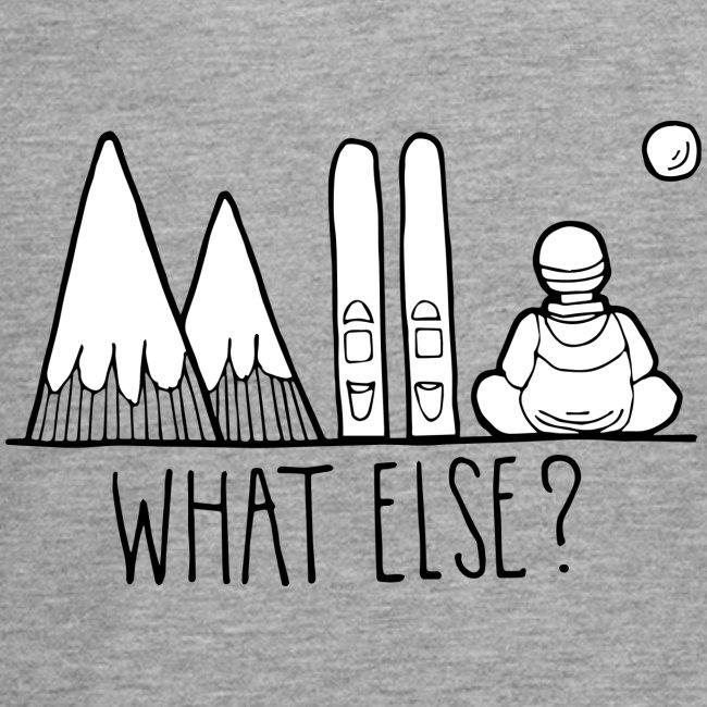 ski et montagnes what else