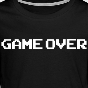 Game Over - Maglietta Premium a manica lunga per teenager