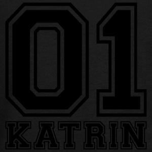 Katrin - Name - Teenagers' Premium Longsleeve Shirt