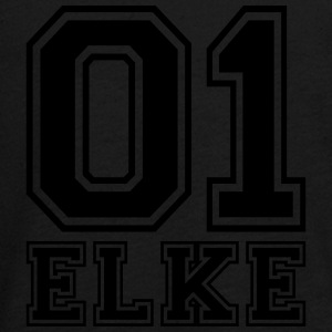 Elke - Name - Teenager Premium Langarmshirt