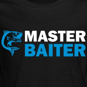 Master baiter fishing - Teenagers' Premium Longsleeve Shirt