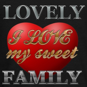 sweet_family - Teenagers' Premium Longsleeve Shirt