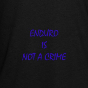 enduro is not a crime - Teenagers' Premium Longsleeve Shirt