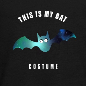 costume bat bat comic splashes cute lol - Teenagers' Premium Longsleeve Shirt