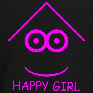 happy Girl - Teenager Premium shirt met lange mouwen