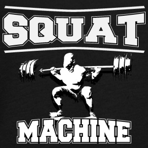 MACHINE SQUAT - T-shirt manches longues Premium Ado