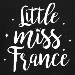 Little Miss France - Teenager Premium shirt met lange mouwen