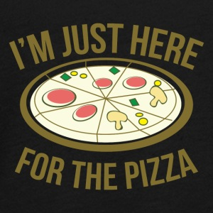 PIZZA - Teenager Premium Langarmshirt