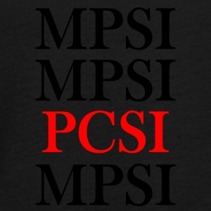 PCSI vs MPSI - Teenagers' Premium Longsleeve Shirt