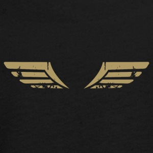 Wing Wings · · Symboler · Danner · Angel - Teenager premium T-shirt med lange ærmer