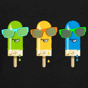 Popsicle ice lolly ice cream Gelato summer sweet - Teenagers' Premium Longsleeve Shirt