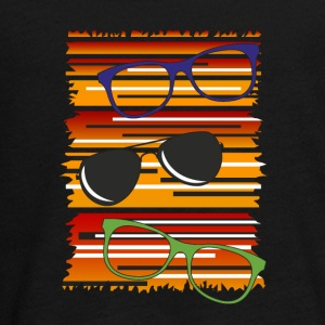 Orange glasses - Teenagers' Premium Longsleeve Shirt