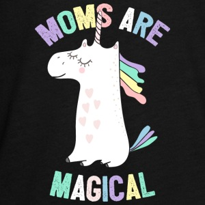Moms Are Magical Unicorn - Mother 's Day - Teenagers' Premium Longsleeve Shirt