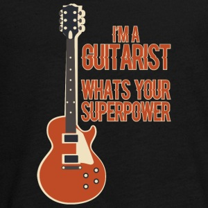 Awesome GUITARIST - Music - Teenagers' Premium Longsleeve Shirt
