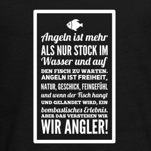 Angel T-Shirt - Teenager Premium Langarmshirt
