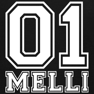 Melli - Name - Teenagers' Premium Longsleeve Shirt