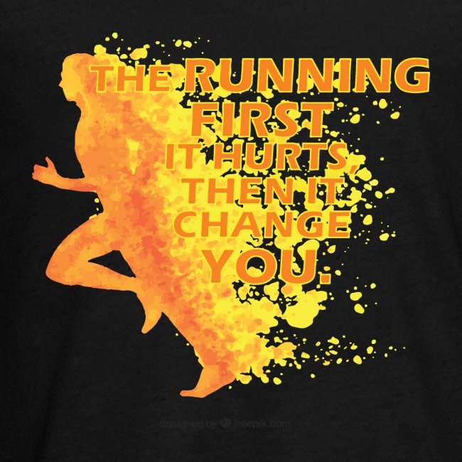 Motivo _ The Running First it Hurts