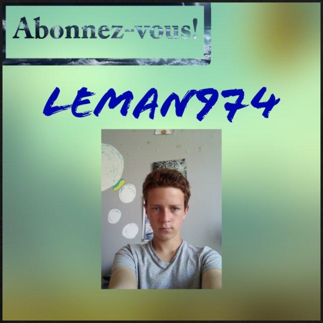 Leman974 logo