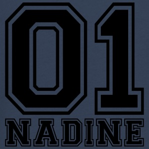 Nadine - Name - Teenagers' Premium Longsleeve Shirt