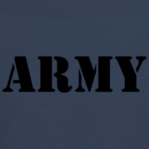Army black - Teenager Premium Langarmshirt