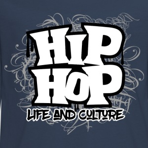 HipHop Life and Culture - Teenagers' Premium Longsleeve Shirt