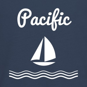 Pacific Sailing - Teenagers' Premium Longsleeve Shirt