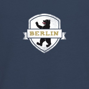 Berlin bear capital travel souvenir wall trip lo - Teenagers' Premium Longsleeve Shirt
