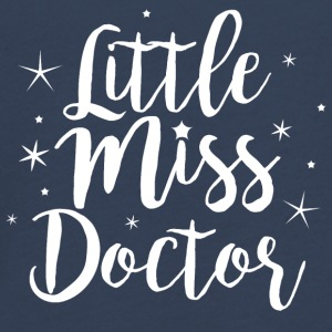 Little Miss Doctor - T-shirt manches longues Premium Ado