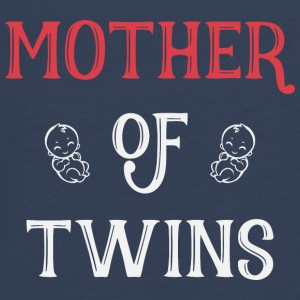 Mother of Twins mother day - Teenagers' Premium Longsleeve Shirt