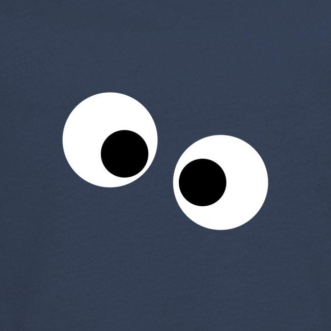 silly eyes