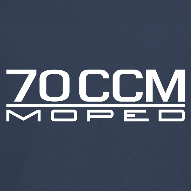 70 ccm Moped Emblem