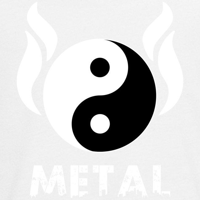 YIN YANG METAL