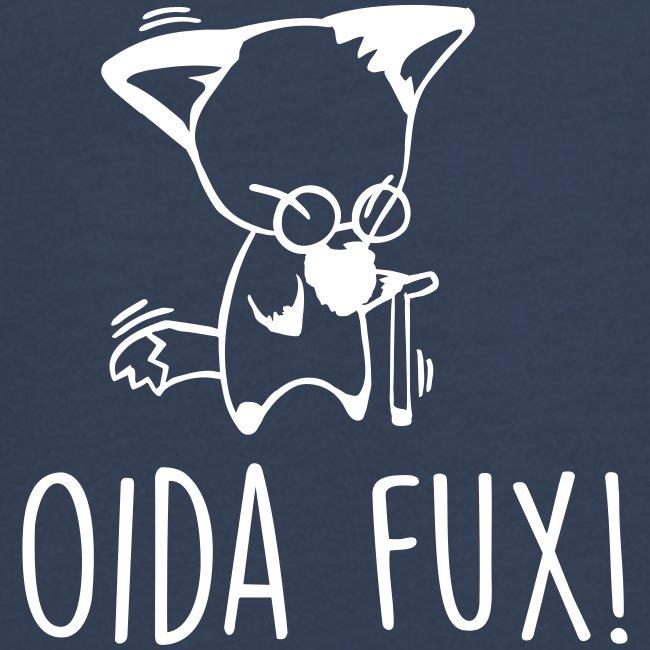 Vorschau: Oida Fux - Teenager Premium Langarmshirt