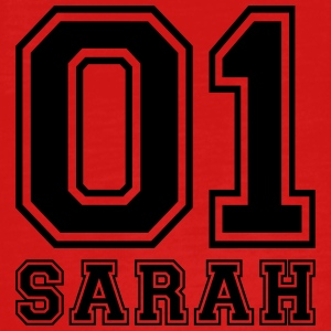 Sarah - Name - Teenager Premium Langarmshirt