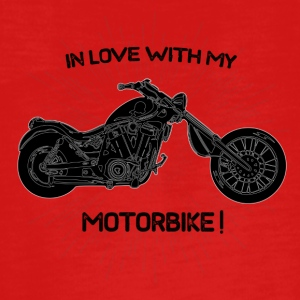 Love my Motorbike! - Teenagers' Premium Longsleeve Shirt