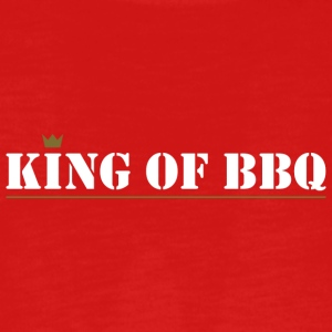 king of bbq - Teenager Premium Langarmshirt
