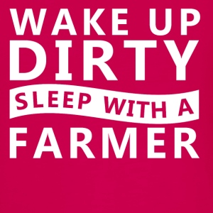 Sleep with a farmer - Teenagers' Premium Longsleeve Shirt