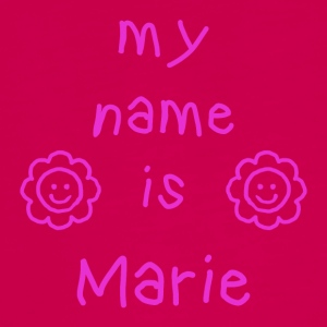 MARIE MY NAME IS - T-shirt manches longues Premium Ado