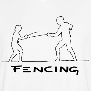 FENCING - Men's Football Jersey