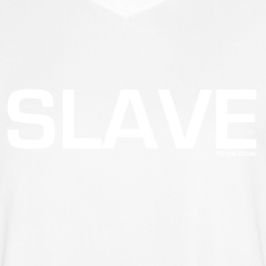 SLAVE to THE GAME - Men's Football Jersey