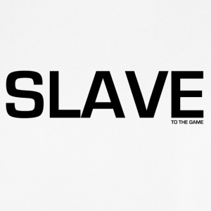 Slave to the GAME - Mannen voetbal shirt