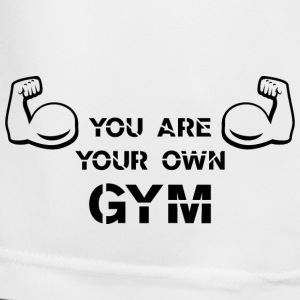 YOU ARE YOUR OWN GYM - Men's Football shorts
