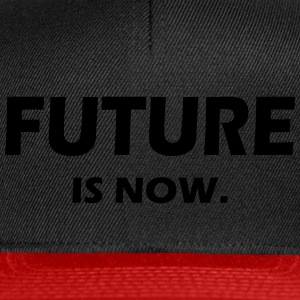 FUTURE IS NOW - Snapback Cap