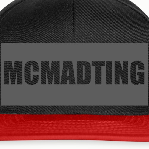 MADTING - Snapback Cap