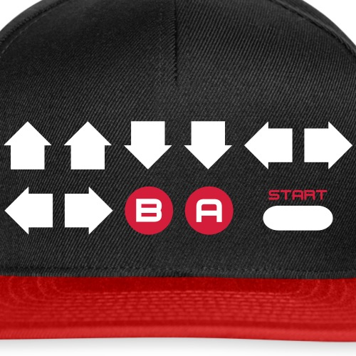 TheCODE - Casquette snapback