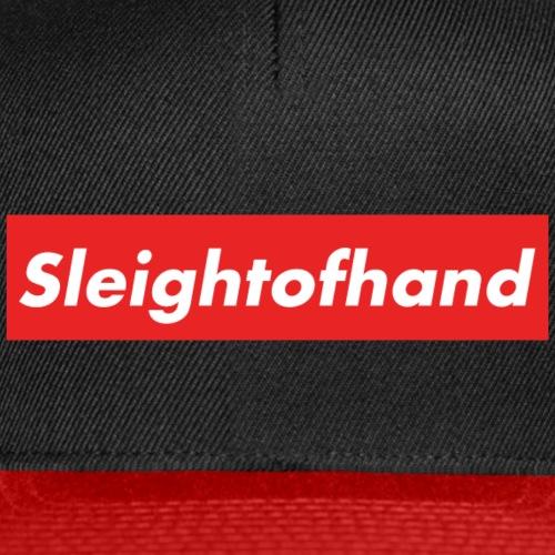 Sleightofhand - Snapback Cap