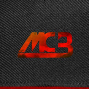 MCB cap single red - Snapback cap