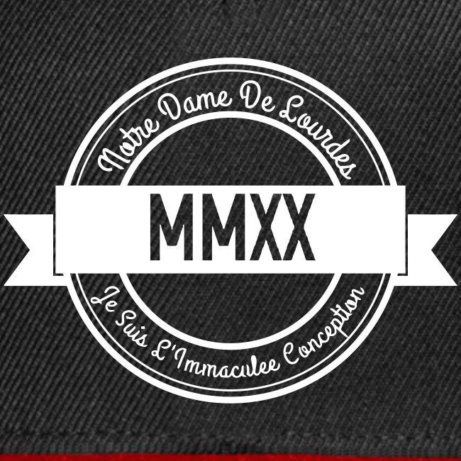 LOURDES MMXX CAP