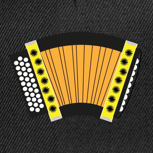 Schwyzerörgeli gelb